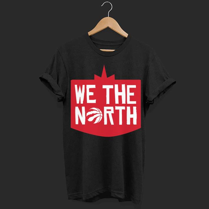 wholesale dealer 06869 d0856 We The North Toronto Raptors Basketball shirt