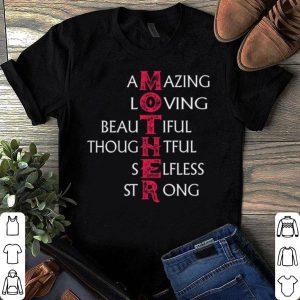 Womens amazing mothers day shirt