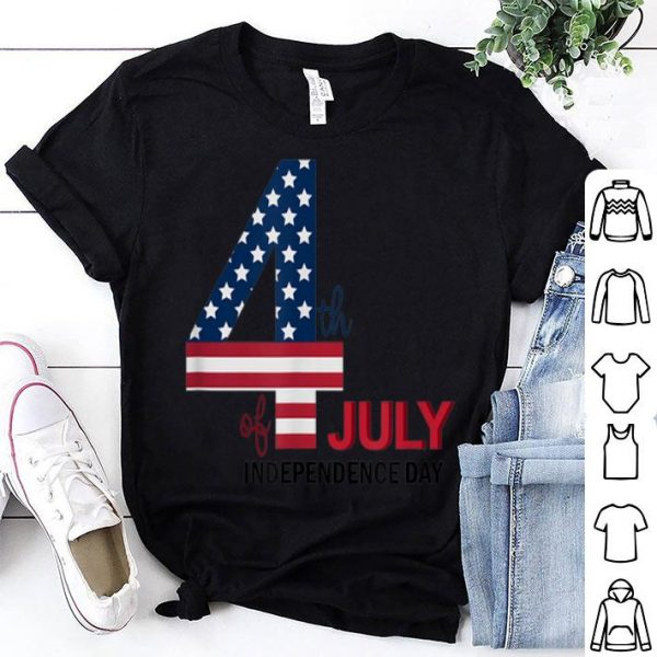 4th Of July Usa Happy Independence Day shirt