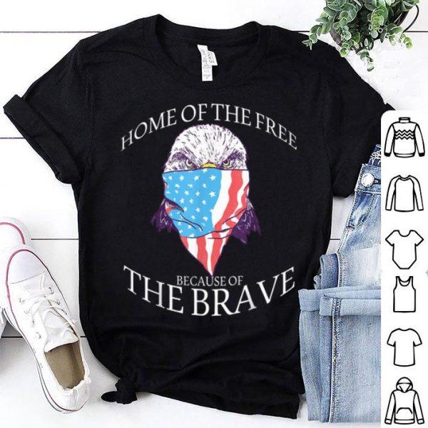 Bald Eagle American Flag Military Veterans Patriotic Freedom shirt