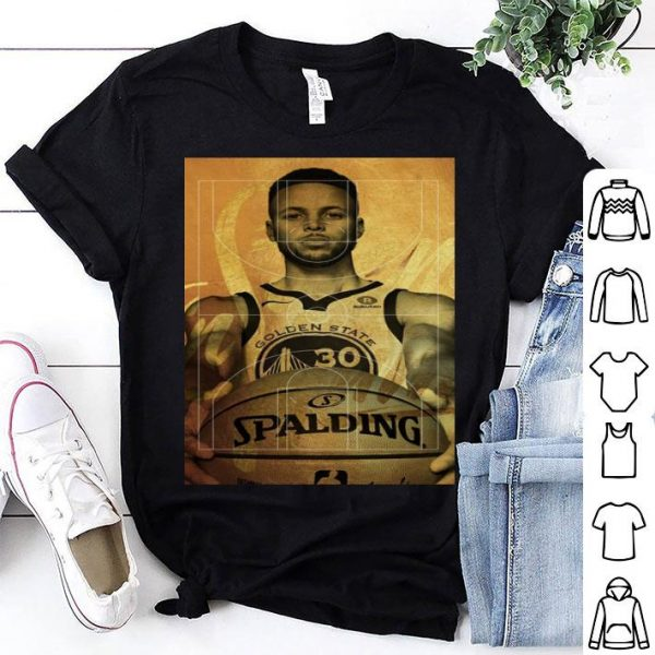 Golden State Warriors #30 Stephen Curry Shirt