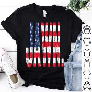 Jawn Philadelphia 4th of July American Flag Patriotic shirt