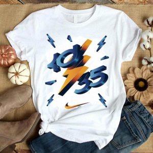 KD Kevin Durant 35 Golden State Warriors Shirt