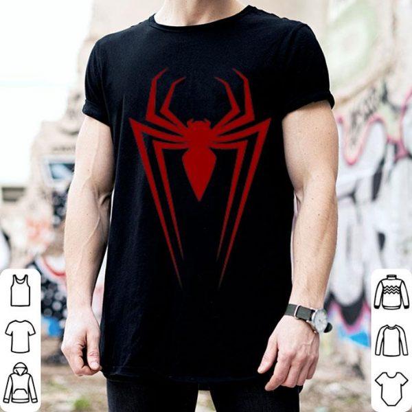 Marvel Spider Man Red Spider Pocket Hit Graphic Shirt