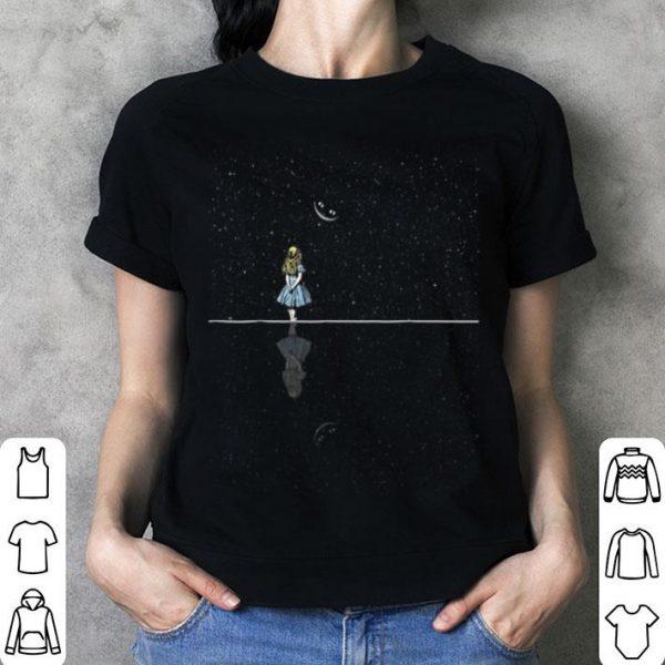 Alice In Wonderland Starry Night Vintage Design shirt