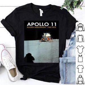 Apollo 11 50th Anniversary Lunar Module LM Tee shirt