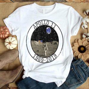 Apollo 11 50th Anniversary Moon Lunar Landing 1969 2019 Giant Leap shirt