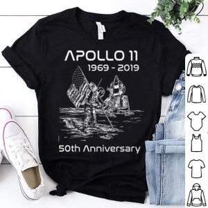 Apollo 11 50th Anniversary NASA Premium shirt