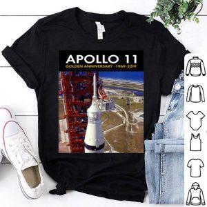 Apollo 11 50th Anniversary Saturn V Launch Escape shirt
