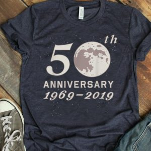 Apollo 11 Moon Landing 50th Anniversary Neil Armstrong shirt