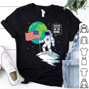 Apollo 11 Moon Landing 50th Anniversary We Have Dibs Premium shirt