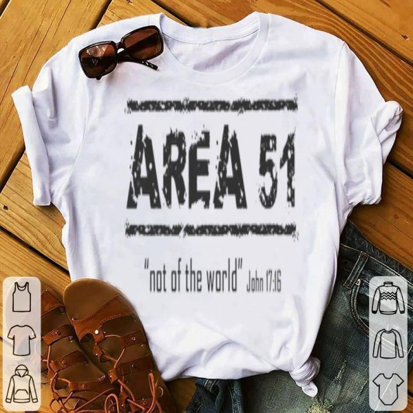 Area 51 Not Of This World Aliens Usaf Nevada Groom Lake Premium shirt