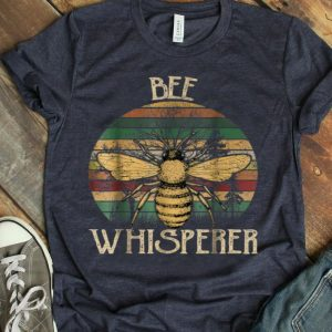 Bee Whisperer Beekeeper Honey Pollens shirt