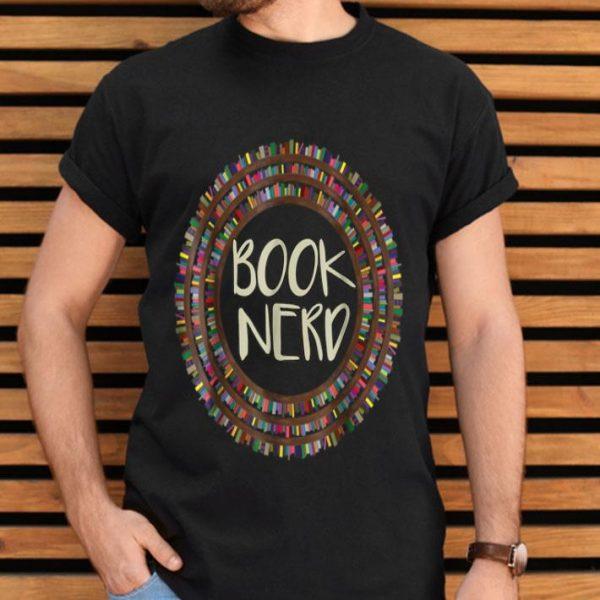 Book Nerd - Comic Book Lovers For Men Women shirt