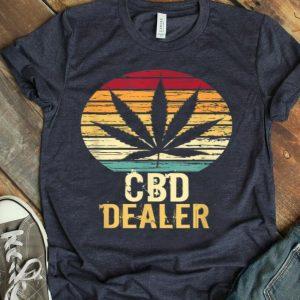 Cbd Dealer Cannabidiol shirt
