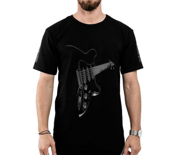 Cool Electric Music Loverian Guitar Rock And Roll shirt