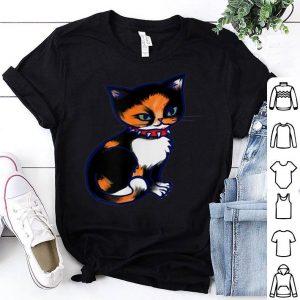 Cute Calico Cat Art Crazy Calico Cat Lady shirt