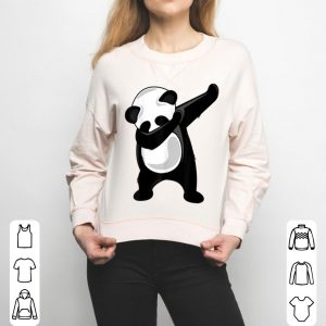 Dabbing Panda - Giant Panda Bear Dab Dance shirt