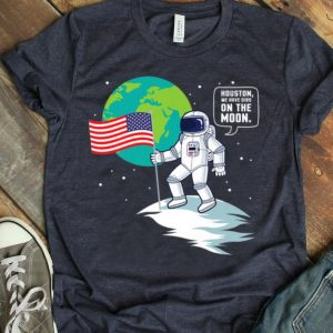 Funny Apollo 11 Moon Landing 50th Anniversary We Have Dibs Premium shirt