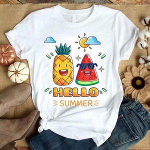 Hello Summer I Love Summer Vibes shirt