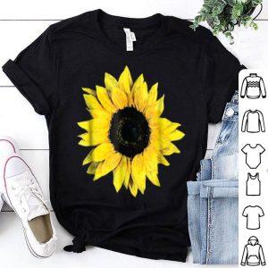 Pretty Oversize Flower Floral Sunflower Graphic shirt