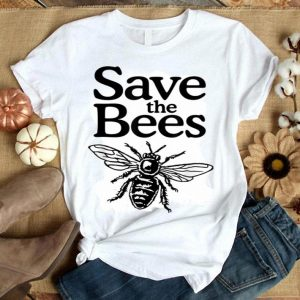 Save The Bees Beekeeper shirt