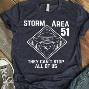 They Can't Stop All Of Us shirt