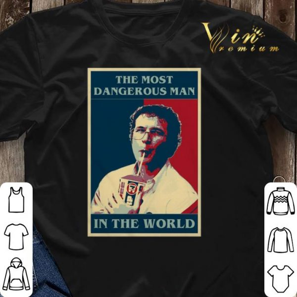 Alexei the most dangerous man in the world no cherry no deal shirt sweater