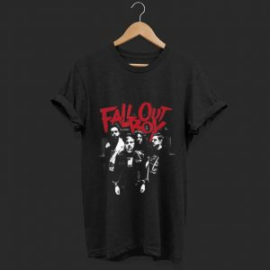 Awesome Fall Out Boy Punk Scratch shirt