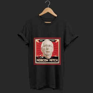 Awesome Just Say Nyet To Moscow Mitch shirt