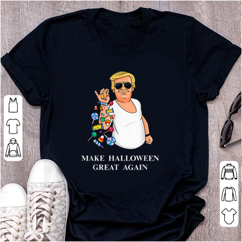 Awesome Trump Bae Make Halloween Great Again shirt 1 - Awesome Trump Bae Make Halloween Great Again shirt