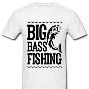 Big Bass Fishing Fishing Gear Premium shirt
