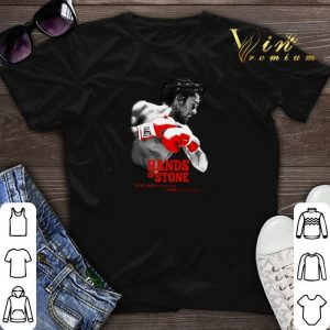 Hands of Stone vengeance made him a hero love made him a legend shirt sweater