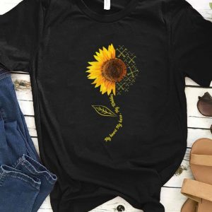 Hot My Heart My Hero My Welder Sunflower shirt