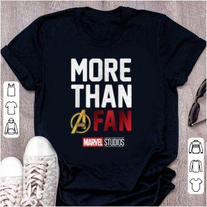 Nice Avengers More Than A Fan Marvel Studio shirt