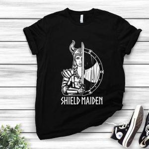 Nice Shield Maiden Viking Girl shirt