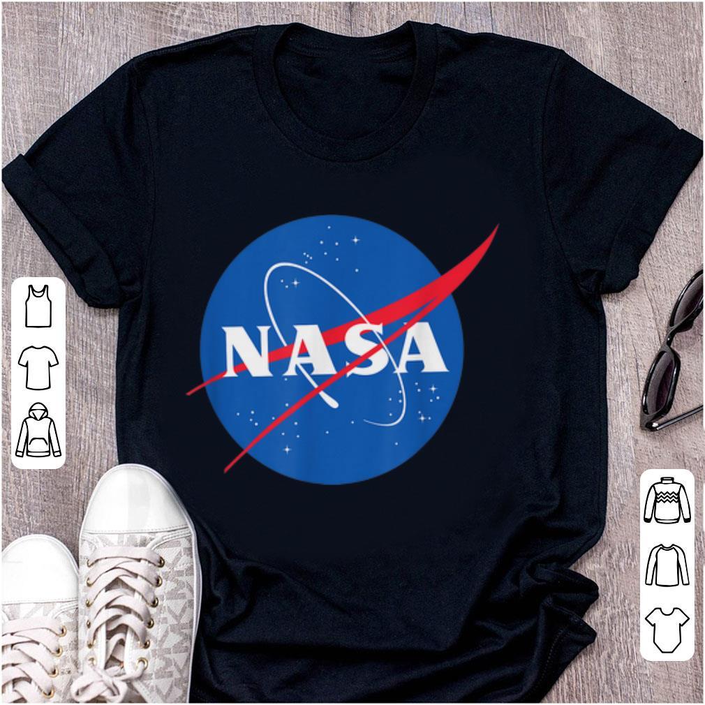 Nice The official NASA Logo shirt 1 - Nice The official NASA Logo shirt