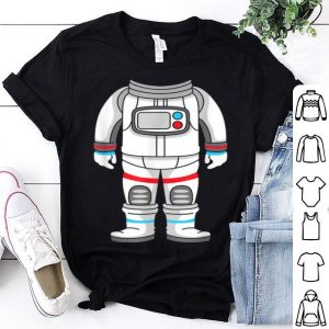 Official Astronaut Costume Space Suit Funny Halloween Spaceman shirt