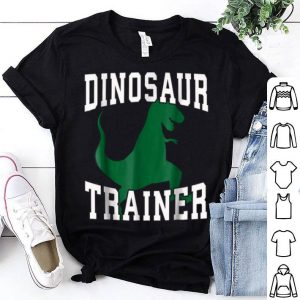 Official Dinosaur Trainer Halloween, Costume For Adults Kids shirt