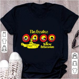 Official The Beatles Yellow Submarine shirt