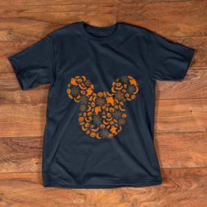 Original Disney Mickey Mouse Halloween Silhouette shirt