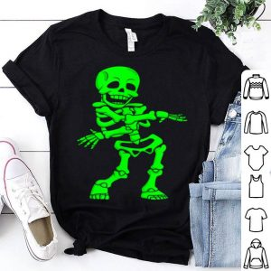 Original Skeleton Justice Dance Funny Halloween shirt