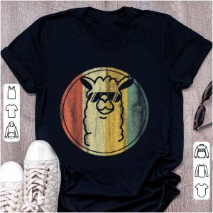 Original Vintage kein Prob Lama Alpaka shirt