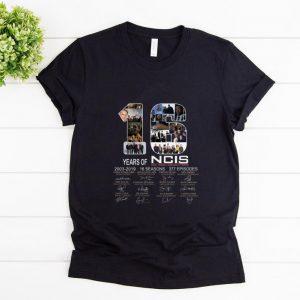 Premium 16 Years Of NCIS 2003 - 2019 Signature shirt