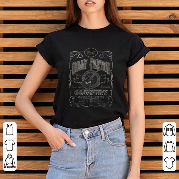 Premium Dolly Parton Country Whiskey Label shirt