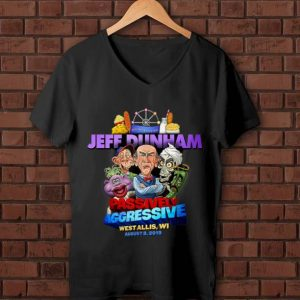 Premium Jeff Dunham Passively Aggressive Wisconsin State Fair shirt