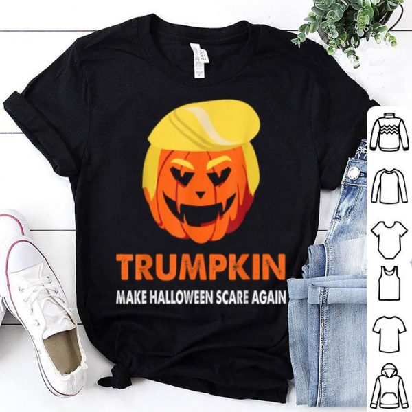 Premium Trumpkin Make Halloween Great Again Funny shirt