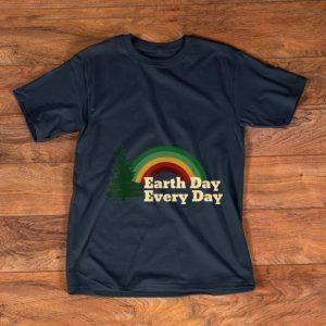 Top Earth Day Everyday Rainbow Pine Tree shirt