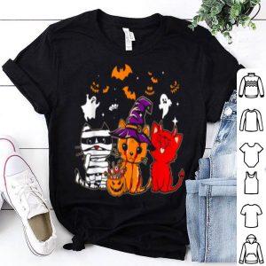 Cat Happy Halloween - Cat Lover shirt