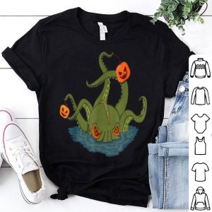 Funny Halloween Octopus Sea Monster Costume shirt